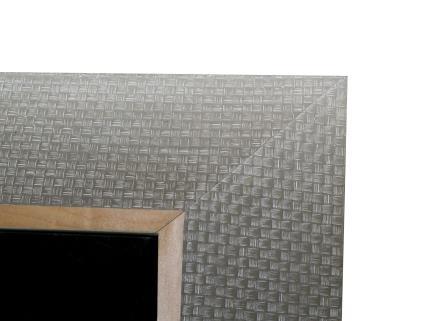 Sanaco Faux Rattan wall mirror